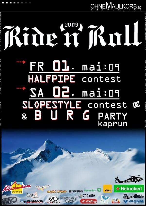 Ride & Roll 2008 f