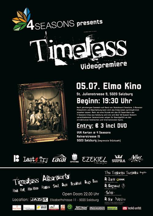 timeless-c